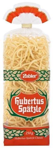 Zabler Hubertus Spätzle Classic, 15er Pack (15 x 250 g Beutel)