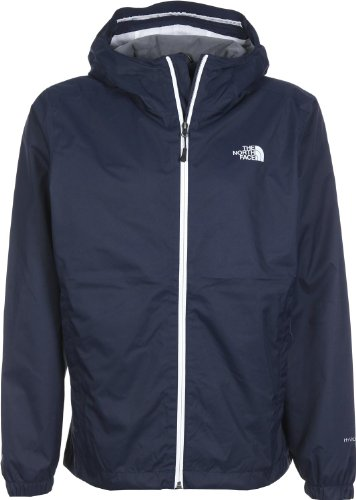 the north face,quest jacket,uomo,tg.S,cosmic blue