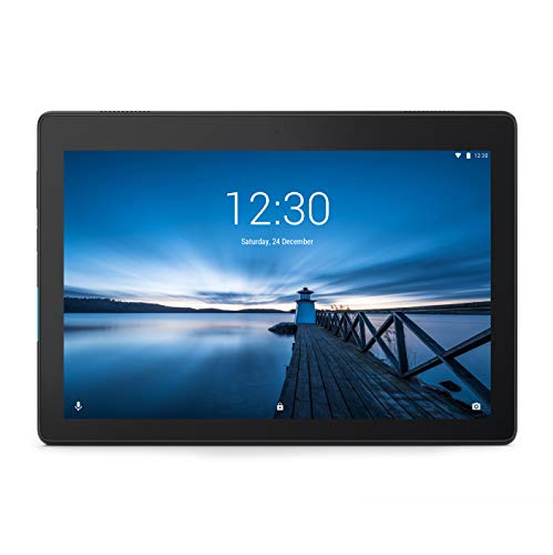 Lenovo Tab E10 Tablet TB-X104F, 1 Zoll HD IPS-Display, Prozessor Qualcomm APQ8009, 2GB RAM, 16GB Speicher, Wi-Fi B/g/N, BT 4.0, Android 8.1, Schwarz