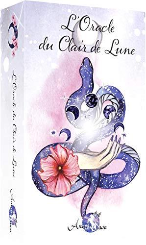 L'Oracle du Clair de Lune (Boite Cloche) (ARCANA SACRA)