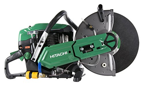Hitachi CM75EBP 14-Inch 75cc 2-Cycle Gas Powered Cut-Off Saw (Discontinued by the Manufacturer)