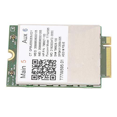 Exliy Tarjeta de Red WiFi 4G LTE WWAN M.2 Módulo de módem Adaptador WiFi para computadora portátil