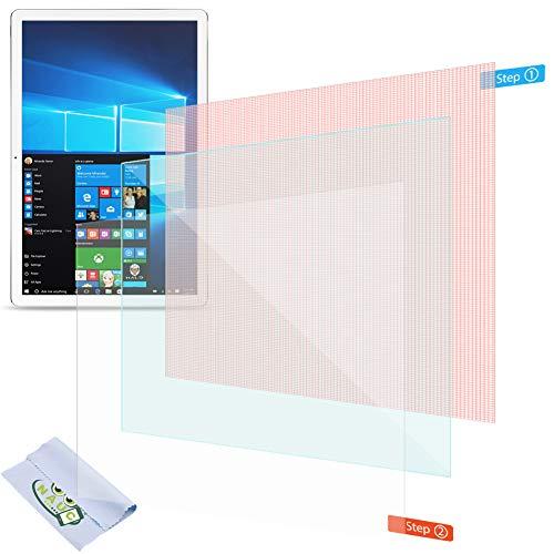 NAUC 3X Schutzfolie 10-10.1 Zoll Tablet Displayschutzfolie Universal Display Folie