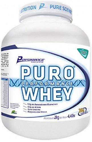 Puro Whey Sabor Chocolate com menta (2kg) - Performance Nutrition