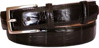 ESPERANTO Cintura in Coda di Coccodrillo - Altezza 3,5 cm