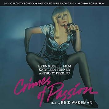 Crimes of Passion (Original Motion Picture Soundtrack)