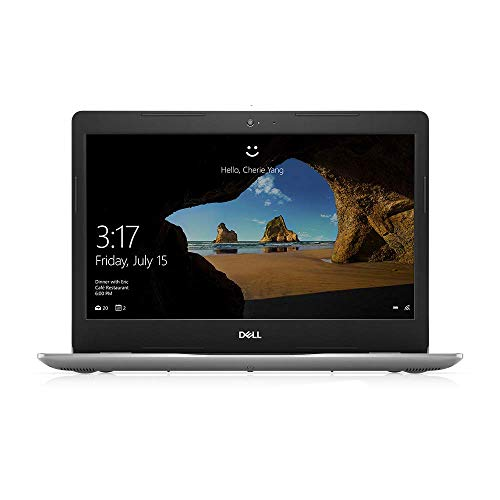 Dell Inspiron 3493 14 Inch FHD Thin & Light Laptop (10th Gen i5-1035G1/ 8GB/ 512 SSD/ Integrated Graphics/ Win 10 + MS Office/ Silver) D560156WIN9SE