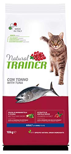 Trainer Natural Adult Cat con Tonno 10 kg - 10000 Gr
