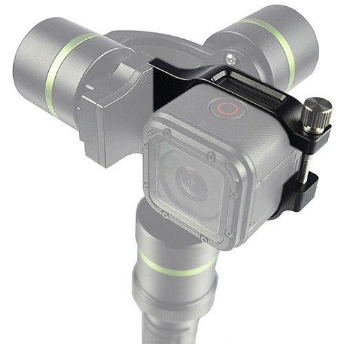 GoPro sessione cornice alloggio per Lanparte LA3D 3-axis Handheld Gimbal stabilizzatore