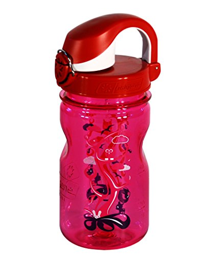 Nalgene Everyday OTF Kids Gourde pour Enfant Rose Rose Bonbon 0,375 l