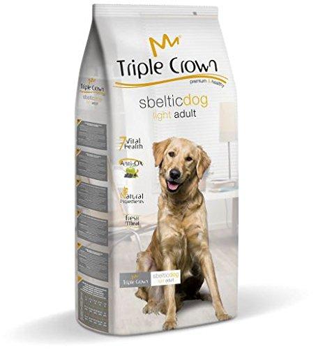 TRIPLE CROWN Pienso para Perros con Tendencia al sobrepeso SBELTIC Dog 15Kg
