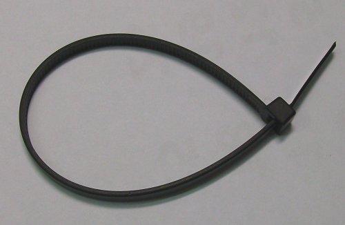 Haupa 262608–Kabelbinder 142mm Nylon schwarz