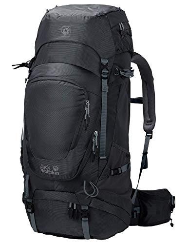 Jack Wolfskin Mädchen Highland Trail XT 60 Wandern Outdoor Trekking Rucksack, Phantom,...