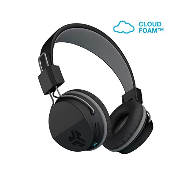 Audio Neon Headphones On-Ear Feather Light 5
