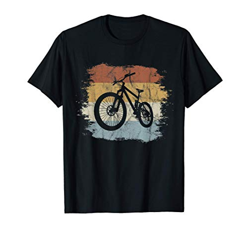 Oldschool Vintage Mountainbike | Retro Style MTB Rad T-Shirt