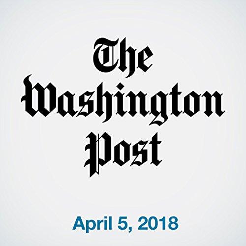 April 05, 2018 copertina