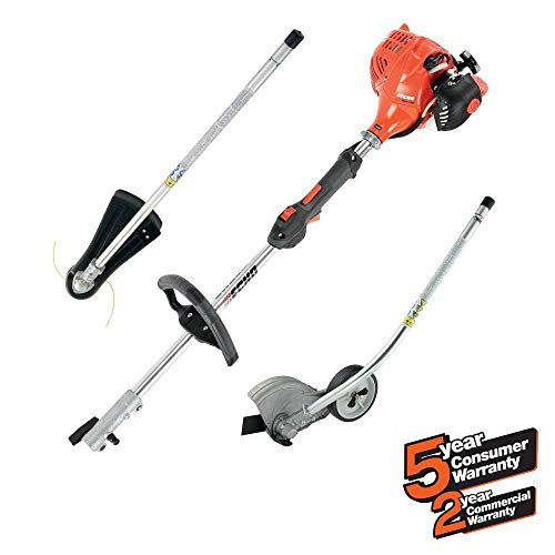 Great Deal! Echo 21.2cc Gas 2-Stroke Cycle PAS Straight Shaft Trimmer and Edger Ki