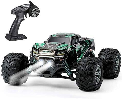 Coche de Control Remoto RC Coche de Juguete 4WD Coche de Alta Velocidad Vehículo Todoterreno 1:20 Coche de Escala Completa 26 km/h 2.4GHz Coche de Carreras rápido Monster Truck Crawler Coche de jugu