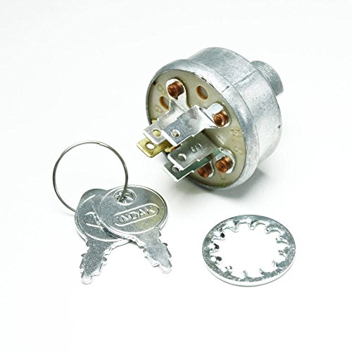 Lawn Tractor Ignition Switch Genuine Original Equipment Manufacturer (OEM) Part - Husqvarna 532365402