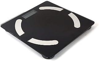 HSTD Báscula De Peso, Báscula De Grasa Corporal Inteligente, Báscula De Medición De Peso, Báscula De Grasa De Precisión, Báscula De Cuerpo De Precisión Electrónica para El Hogar