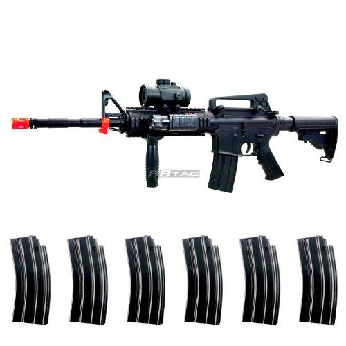 bbtac m83 full auto electric power lpeg airsoft gun with warranty(Airsoft Gun)