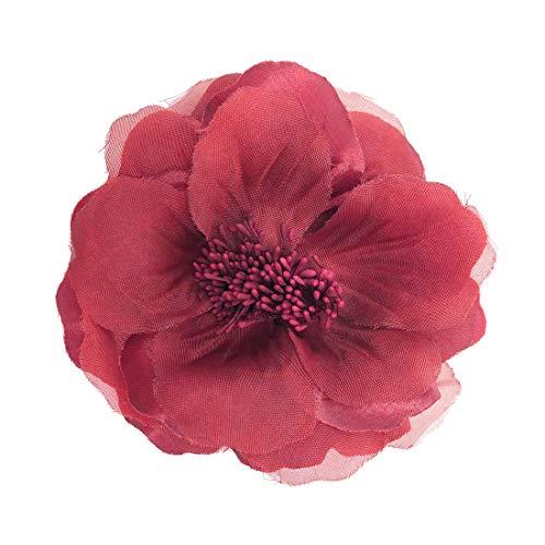コサージュ 入学式 コサージュ フォーマル 2way バラ 卒業式 花 コサージュ結婚式 髪飾り fh19157wn