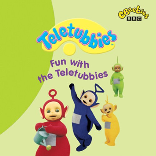 Teletubbies audiobook cover art