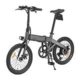 Bicicleta electrica Plegable Ligera Bicicleta eléctrica Plegable for Adultos de Bicicleta eléctrica Ligera 20 '' CST TURE TURE Urban E-Bike 250W Motor 25km / H 36v Batería extraíble