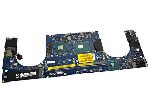 DELL Precision 5510 Intel CORE I7-6820HQ Quadro M1000M Laptop Motherboard WVDX2