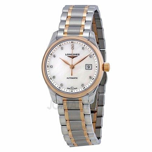 Longines Longines Maestro colección Madre de Perla Dial Bicolor Damas Reloj L22575897