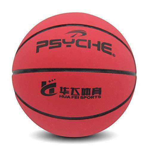 Kitabetty Mini-Basketball, 2,4-Zoll-Mini-Basketball Hochelastisches Basketballspielzeug, Kinder Ersatz Gummi Mini Spielzeug Basketball, Dekompressionsspielzeug/Tierspielzeug/Tischplattendekoration