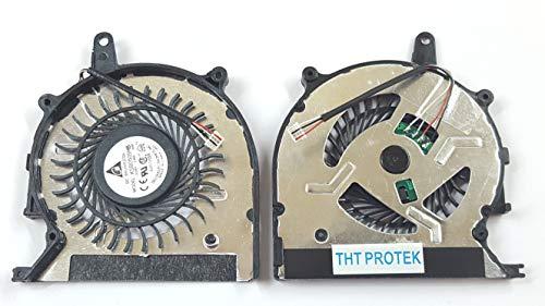 Kompatibel für Sony Vaio SVP1321C5E SVP132A1CM SVP1321J1EB Lüfter Kühler Fan Cooler