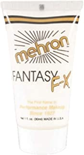 Mehron Makeup Fantasy F/X Water Based Face & Body Paint (1 oz) (Zombie Flesh))