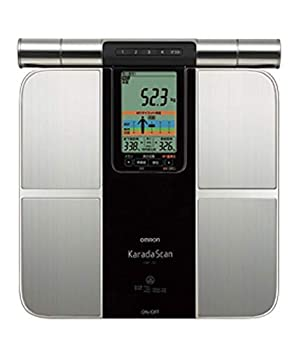 Omron KARADA Scan Body Composition & Scale | HBF-701  Japanese Import