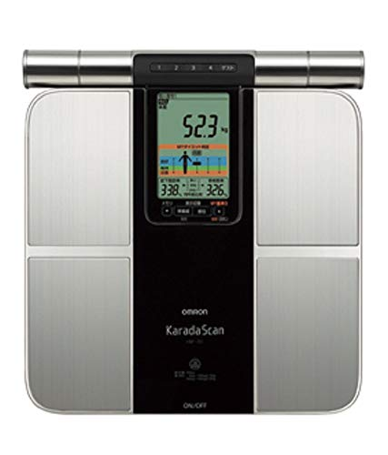 Omron KARADA Scan Body Composition & Scale | HBF-701 (Japanese Import)
