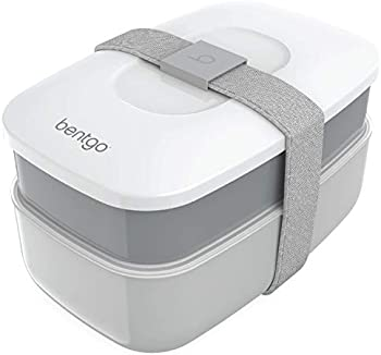 Bentgo Classic All-In-One Stackable Bento Lunch Box Container