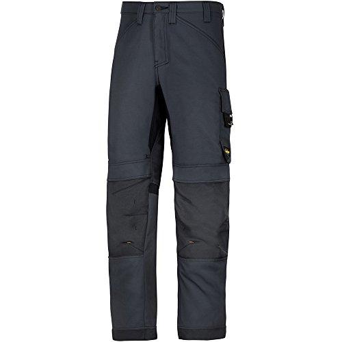 Pantaloni da lavoro Snickers Workwear lavoro Allround, 1 pz, 92, colore grigio, 63015858092