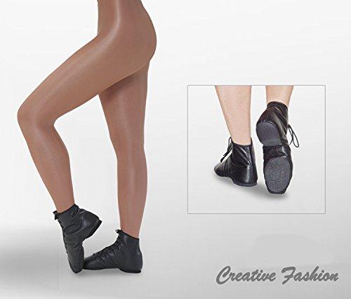 Kostov Sportswear Tanzstiefel Favorit Gr. 42 schwarz
