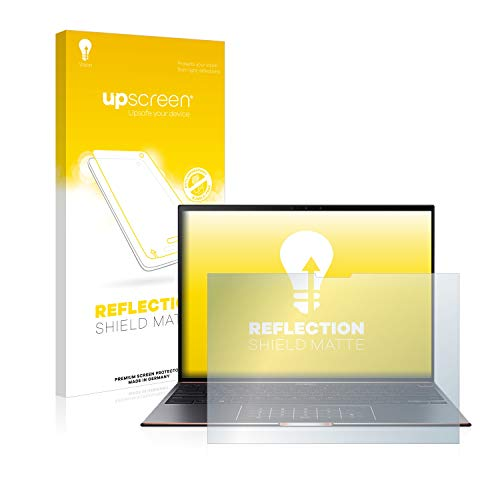 upscreen Anti-Glare Screen Protector compatible with Asus Zenbook S UX393EA – Protection Film Matte