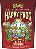 FoxFarm FX14059 FoxFarm Happy Frog Tomato and Vegetable Fertilizer