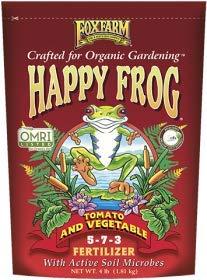 Happy Frog Tomato & Vegetable Fertilizer - 4lb