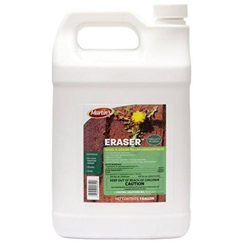 Control Solutions Inc. 82004319 Eraser Weed & Grass Killer Concentrate, 1_Gallon, 128 oz