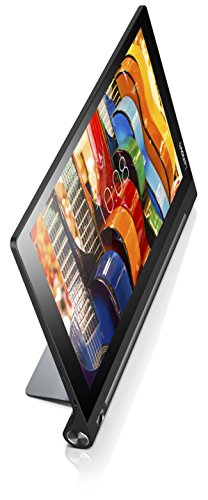 Lenovo Yoga Tablet 3-10 25,65 cm (10,1 Zoll HD IPS) Convertible Tablet-PC (QC APQ8009 Quad-Core Prozessor, 2GB RAM, 16GB eMMC, Touch, Android 5.1) schwarz - 2