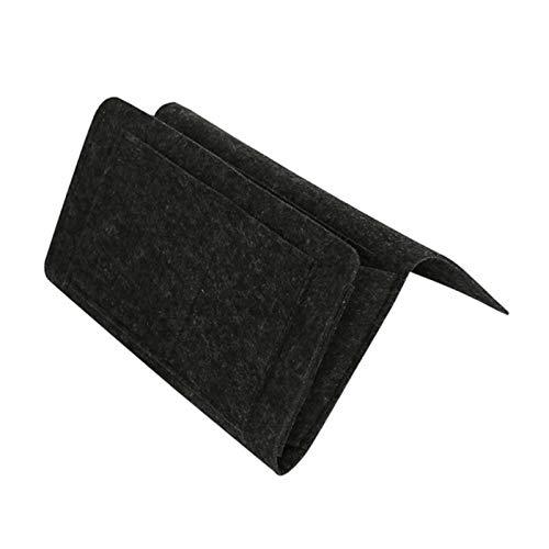 Filz Bettkopfaufbewahrung Tank Anti-Rutsch Bett Kopftasche Bett Sofa Seitentasche Hängende Sofa Aufbewahrung Bett Halter Tasche 2