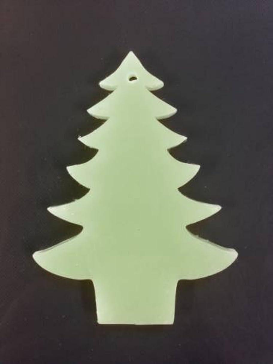 印象的柔和委任GRASSE TOKYO AROMATICWAXチャーム「ツリー」(GR) レモングラス アロマティックワックス グラーストウキョウ