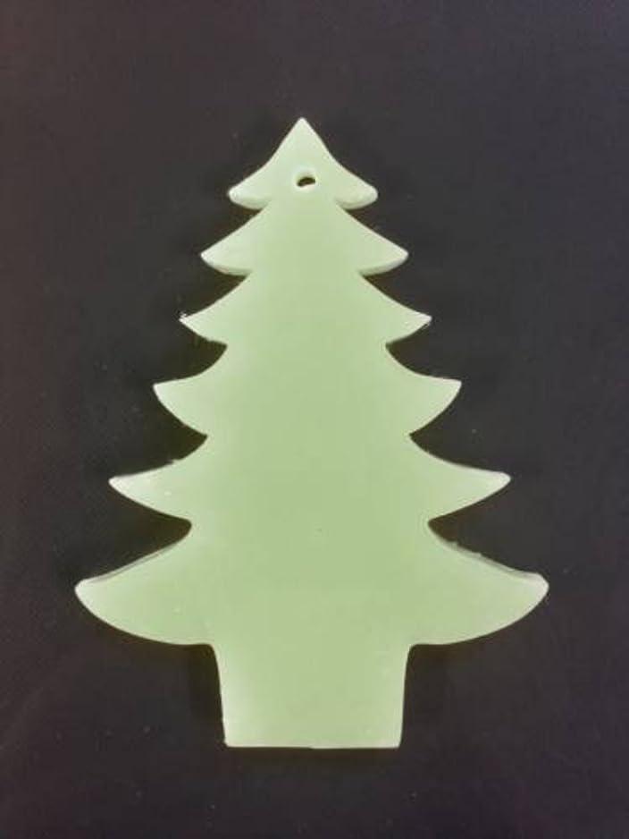 葉巻主流罪GRASSE TOKYO AROMATICWAXチャーム「ツリー」(GR) レモングラス アロマティックワックス グラーストウキョウ