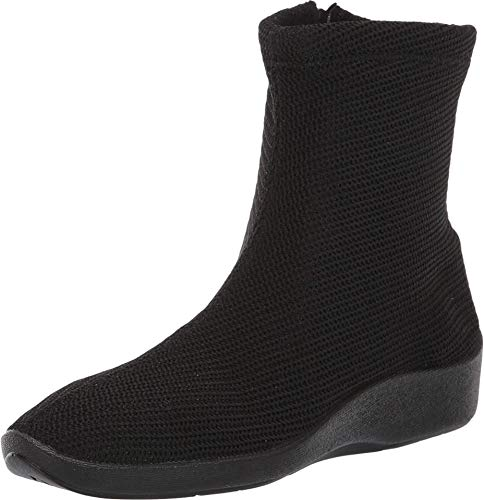 Arcopedico Black Net 8 Knit Boot 9.5-10 M US