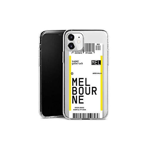Carcasa para Samsung A80, con etiqueta de ciudad para Samsung Note 10, 8, 9 Plus, S10, E, S9, S8, A30, A50, A70, A80, A5, A8, A9 fundas suaves, XH0136-03-For Samsung A9 2018