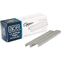ace70001 – Undulated Staples for軽量Clipperホッチキス