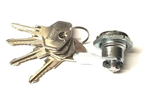 JU Briefkastenschloß Ausführung Burg Wächter ZBK 70 mit 4 Schlüsseln